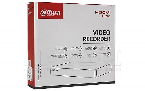 Opakowanie rejestratora DHI-XVR5108HS-4KL-X
