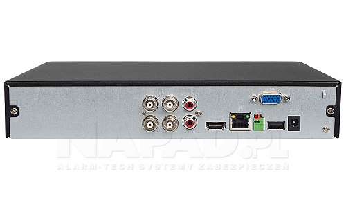 Rejestrator wielosystemowy Dahua XVR5104HS-X