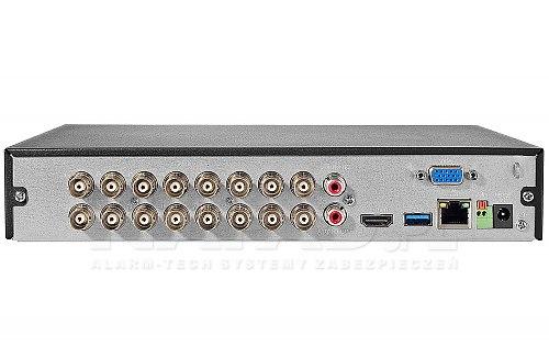 Rejestrator wielosystemowy Dahua XVR5116HS-X