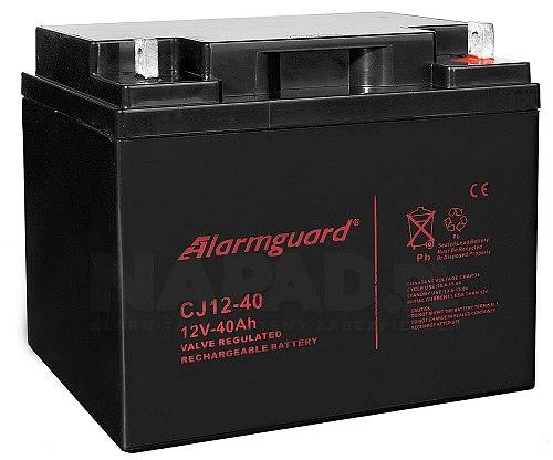 Akumulator 40Ah/12V CJ12-40