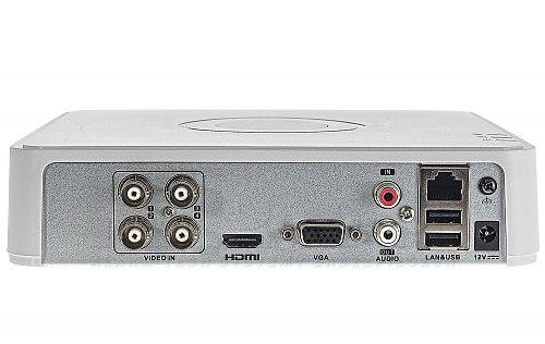 DS-7104HQHI-K1(B) - Hikvision DVR