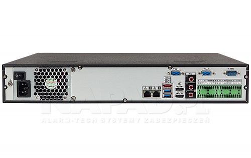 Rejestrator do monitoringu Dahua NVR5416 4KS2