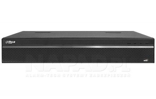 Rejestrator sieciowy Dahua DHI-NVR5432-4KS2 / DHI-NVR5432-16P-4KS2E