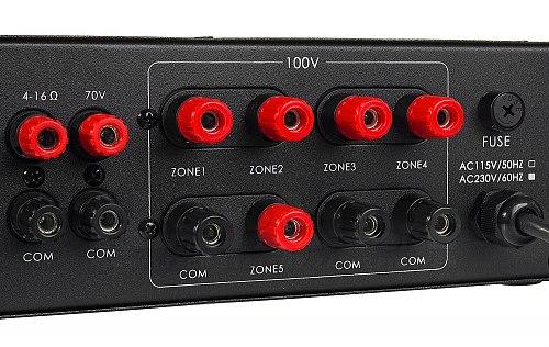 Wzmacniacz audio HQM1080BT 80W