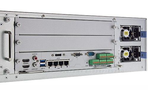 DS-96128NI-I16 - sieciowy rejestrator CCTV