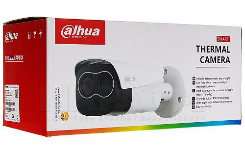 Opakowanie kamery termal Dahua TPCBF2120P-1F4 / TPCBF2120P-1F4