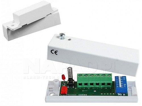 Czujnik wibracyjny z kontaktem magnetycznym CD 550-R