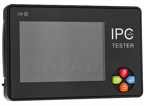 Tester wideo ST-35IPC