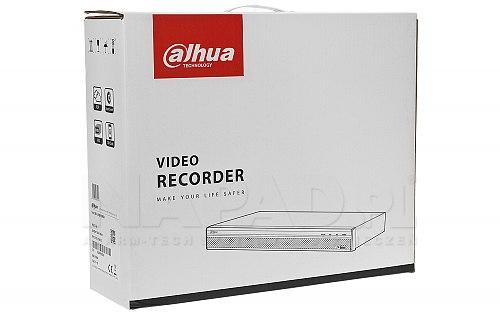 Opakowanie rejestratora Dahua Lite NVR22084KS2 / NVR22088P4KS2