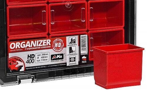 HD400 Organizer