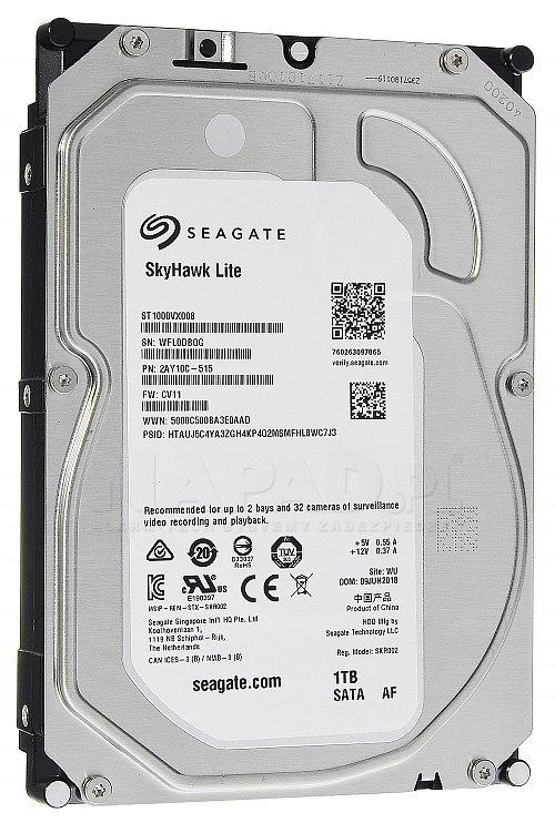 Dysk 1TB SATA III Seagate SkyHawk Lite