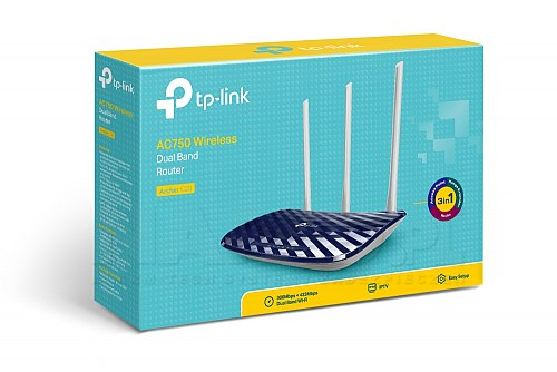 AC750 Archer C20 TP-Link box
