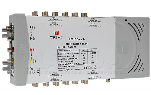 Multiswitch 5/24 TMS-5x24