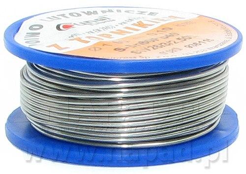 Spoiwo lutownicze 1.2 mm CYNEL