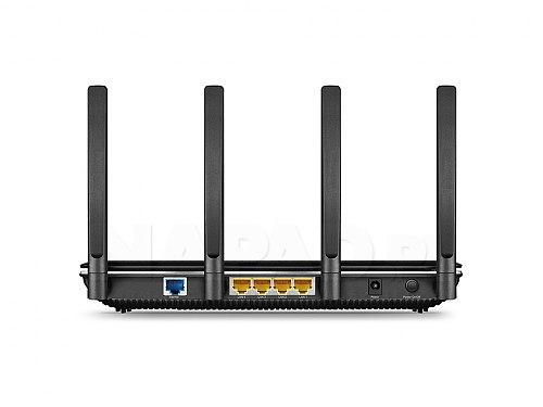 Dwupasmowy, bezprzewodowy router gigabitowy MU-MIMO, AC3150
