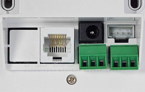 Złącza podłączeniowe bramofonu Dahua VTO-6000CM
