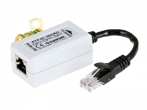 Zabezpieczenie LAN PTF-51 Micro Ewimar