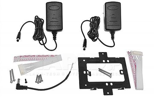 Akcesoria wideodomofonu IP Dahua VTK VTO6210BW VTH1560BW