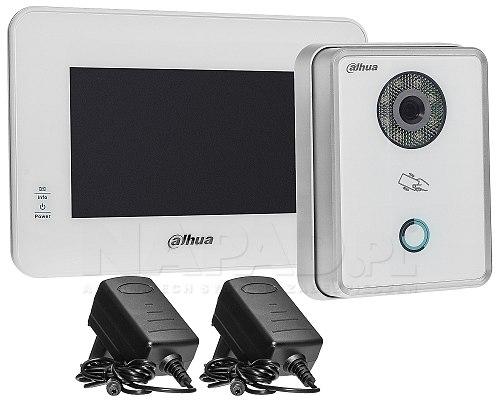 Zestaw wideodomofonowy IP Dahua VTK-VTO6210BW-VTH1560BW