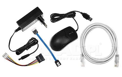 16x kanałowy rejestrator IP DS-7616NI-K1 (C)