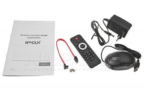 Ekonomiczny rejestrator sieciowy PX-NVR0451H-E