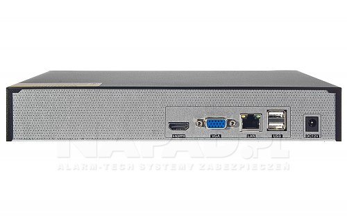 NVR IPOX 4-CH 5Mpx PX-NVR0451H-E