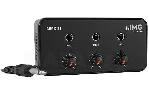 Mikser mikrofonowy MMX-31