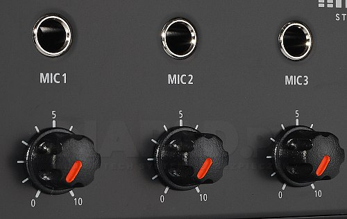 Mikser mikrofonowy MMX 31