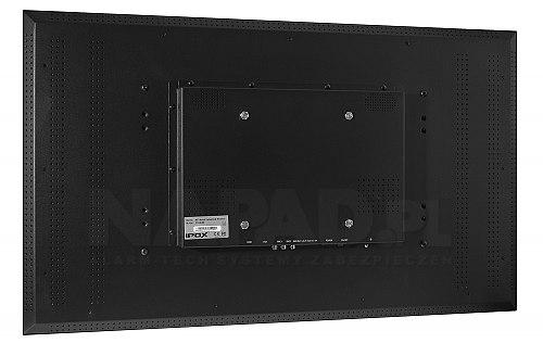 PX-M49 - monitor przemysłowy do pracy całodobowej 24/7