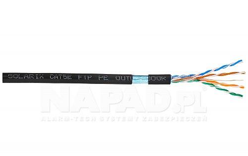 Kabel LAN Solarix SXKD-5E-FTP-PE