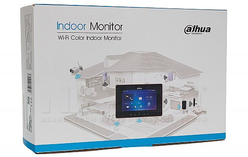 Opakowanie monitora DHI-VTH5221DW / DHI-VTH5221D (Wi-Fi)