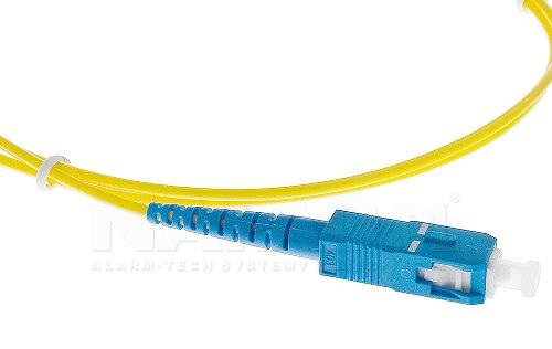 Patchcord optyczny SC / UPC - SC / UPC SM 9/125 G.652D simplex