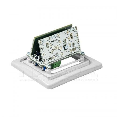 Sygnalizator optyczno-dźwiękowy