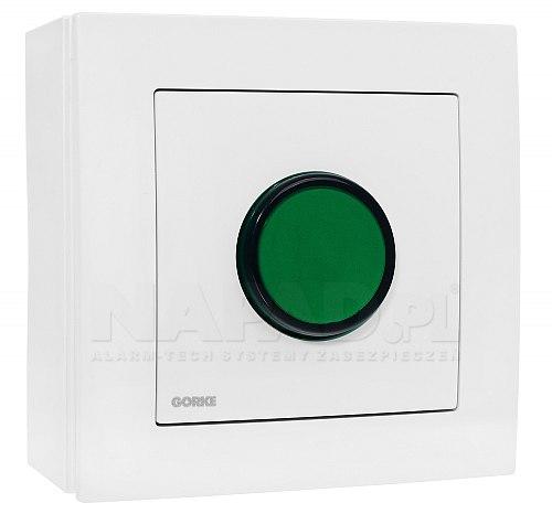 Sygnalizator optyczny BSO-400 zielony