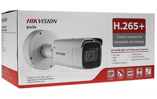 Hikvision EasyIP 2.0+ DS-2CD2623G0-IZS