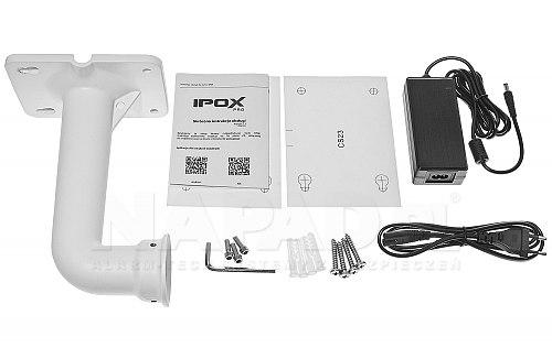 Kamera przemysłowa IP z przybliżeniem optycznym PX-SDIP2420