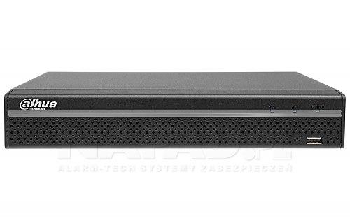 Rejestrator 5w1 z zasilaniem POC Dahua DH-XVR5108H-4KL-X-8P