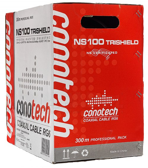 Kabel koncentryczny Konotech NS100 TRI shield