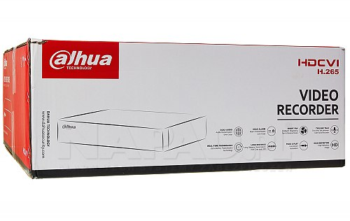 Opakowanie rejestratora Dahua DHI-XVR7416L-4KL-X