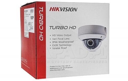 DS2CE5AD0TVPIT3F - kamera IK10, IP67