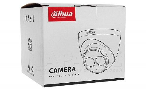 Opakowanie kamery Dahua HAC-HDW1400EMP-POC-0280B