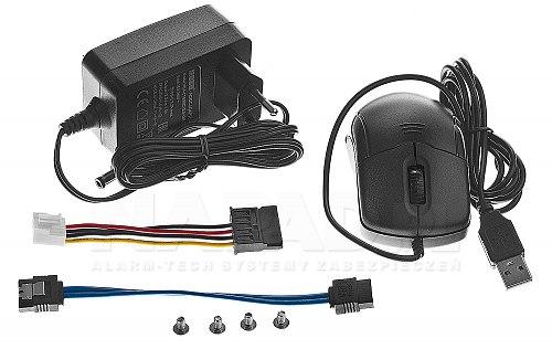 Rejestrator w obudowie mini - DS7108HQHIK1