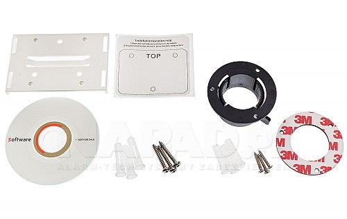 Akcesoria kamery IP Dahua DH-IPC-HUM8431-E1 + DH-IPC-HUM8431-L1-0280B