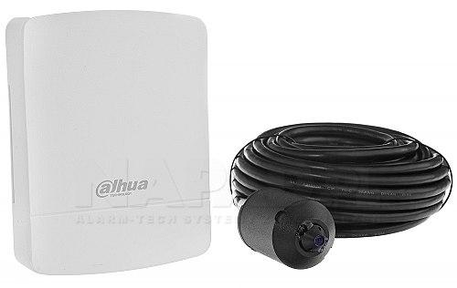 Kamera IP pinhole Dahua 4Mpx IPC-HUM8431-E1 + IPC-HUM8431-L1-0280B