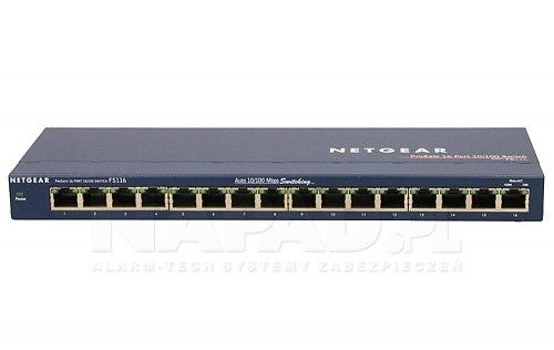 Switch 16-portowy FS116GE