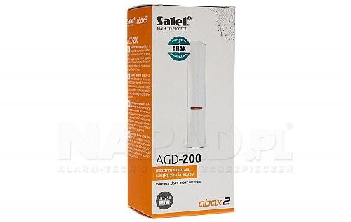 ABAX2 - czujnik zbicia szyby