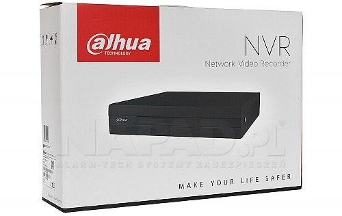 Opakowanie rejestratora DH-NVR1104HC-4P-S3