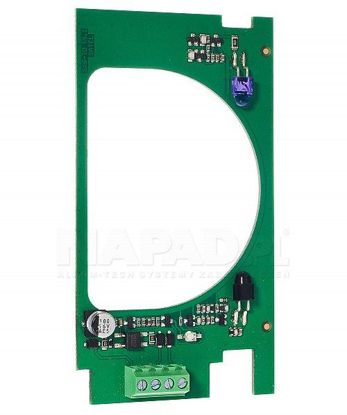 Optyczny czujnik sabotażowy - przeciwpiankowy SX6-TO