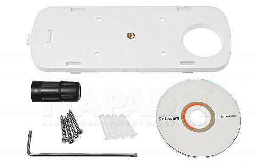 Akcesoria kamery Dahua DH-IPC-HDW8341XP-3D-0280B