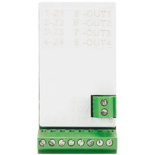 Miniaturowy bezprzewodowy ekspander wejść i wyjść przewodowych AXC-210